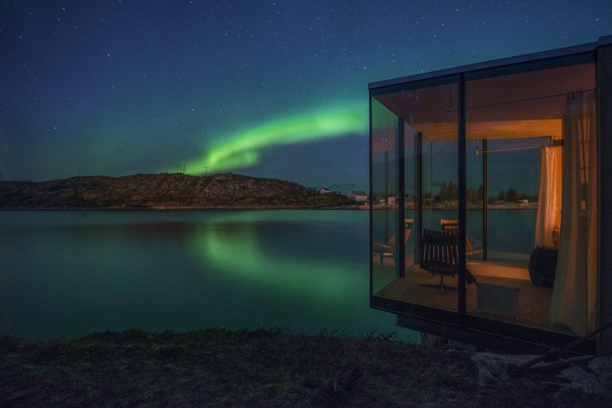 Manshausen Island Wild Norway